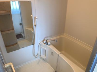 【浴室】若松台中央マンション