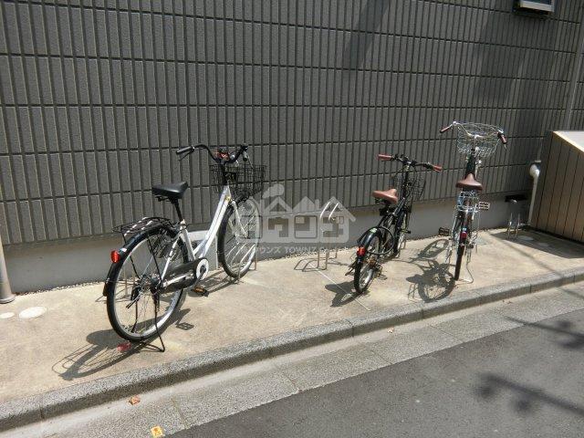駐輪スペース・Bell Demeure