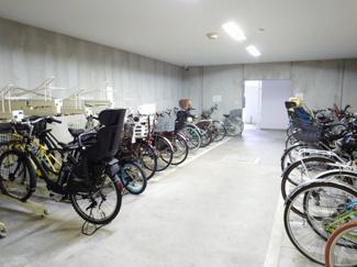 2021年9月4日現在 隣の自転車とぶつからずに大切な自転車を置けます♪