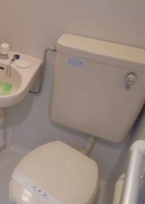 【トイレ】ダイワコーポ