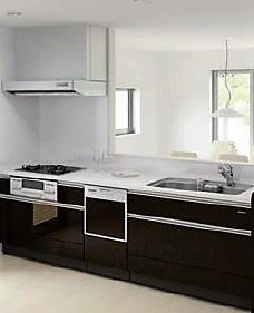 施工主施工例:キッチン