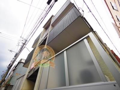 【外観】リーヴェルLeco神奈川新町