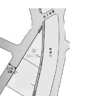 【区画図】坂戸市芦山町新築戸建