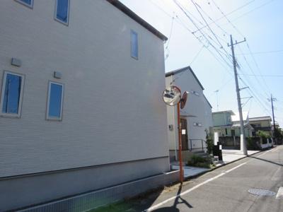 【外観】坂戸市芦山町新築戸建