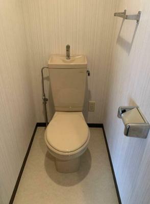 【トイレ】ライワマンション