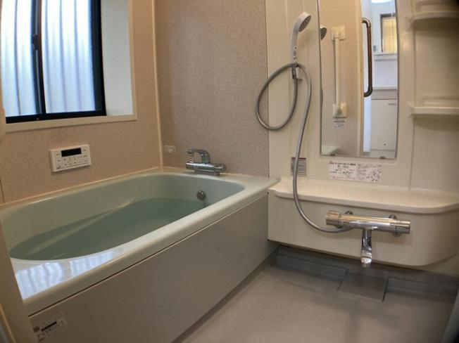 【浴室】武蔵村山市中央2丁目 戸建