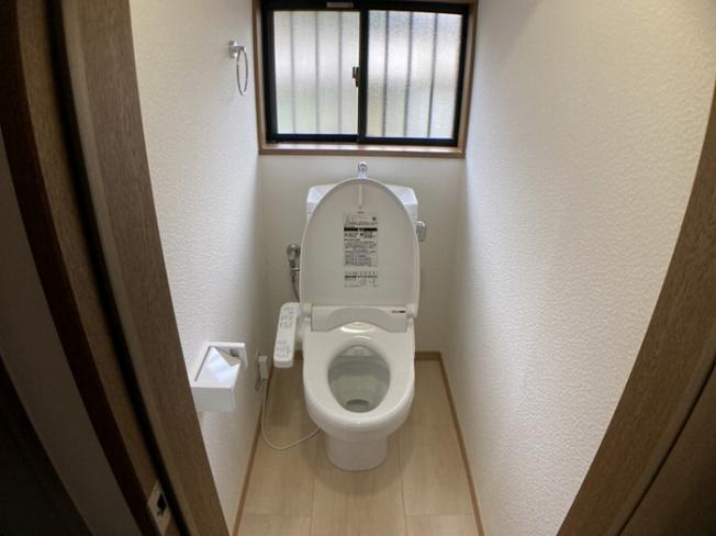 【トイレ】武蔵村山市中央2丁目 戸建