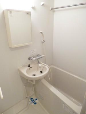 【浴室】スカイコート駒沢大学