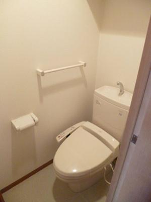 【トイレ】スカイコート駒沢大学