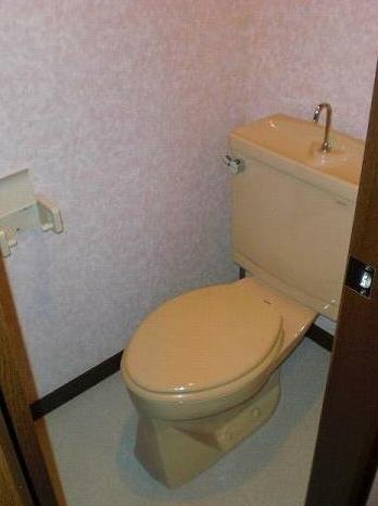 【トイレ】ボンテボック
