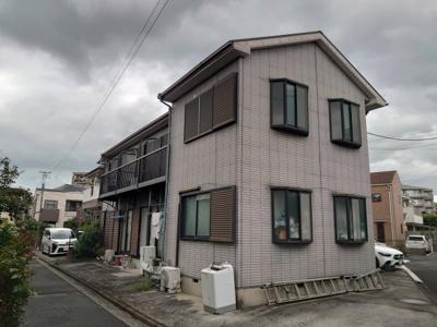 【外観】本牧アパート