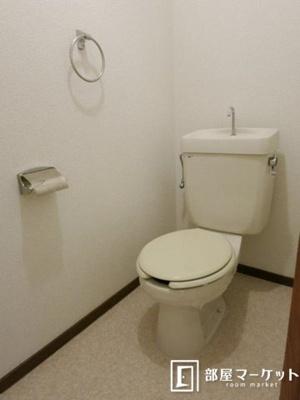 【トイレ】フェイスきたの