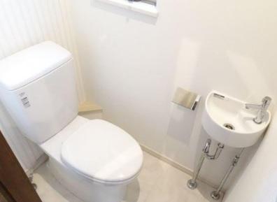 【トイレ】町田市成瀬1丁目 戸建