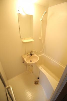 【浴室】城内フラット
