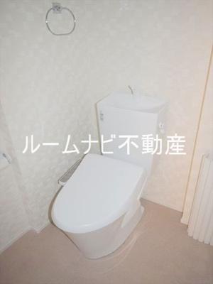【トイレ】レスポワール東池袋
