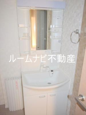 【洗面所】レスポワール東池袋
