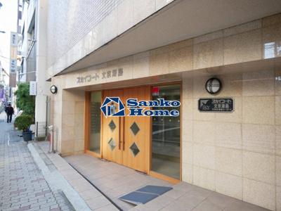 【エントランス】スカイコート文京湯島