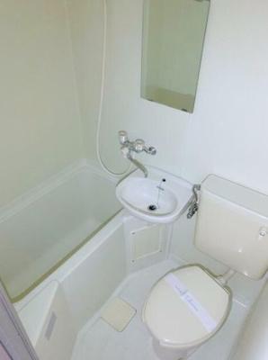 【浴室】プロスパー久米川