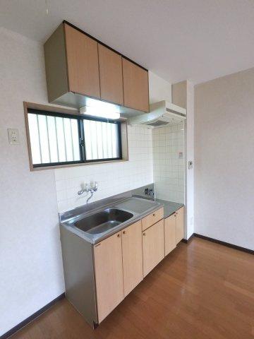 【キッチン】エスペランサ/酒々井町 A