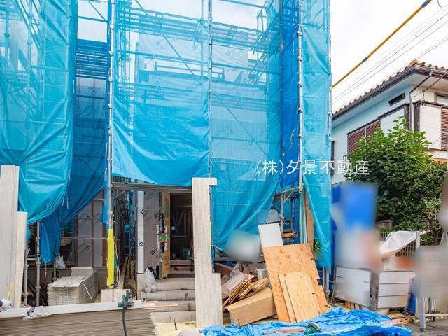 【外観】中央区大戸1丁目31-3(2号棟)新築一戸建てミラスモ