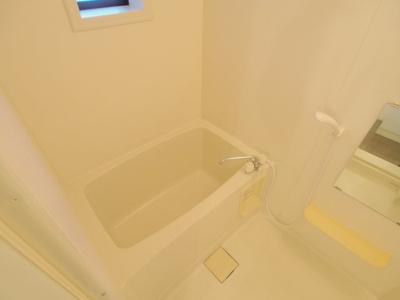 【浴室】エスぺランス中筋B棟
