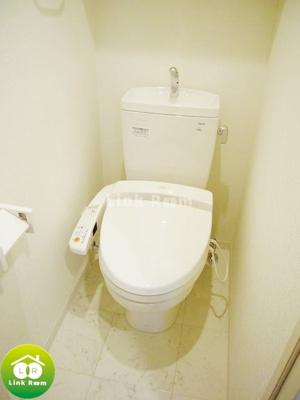 【トイレ】スパシエ門前仲町サウスクレスト