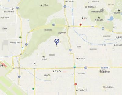 【地図】D-room IXI 369