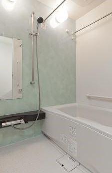 【浴室】パークタワー錦糸町
