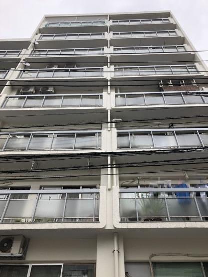 最上階角部屋 新規内装リノベーション 即入居可能 ペット飼育可能