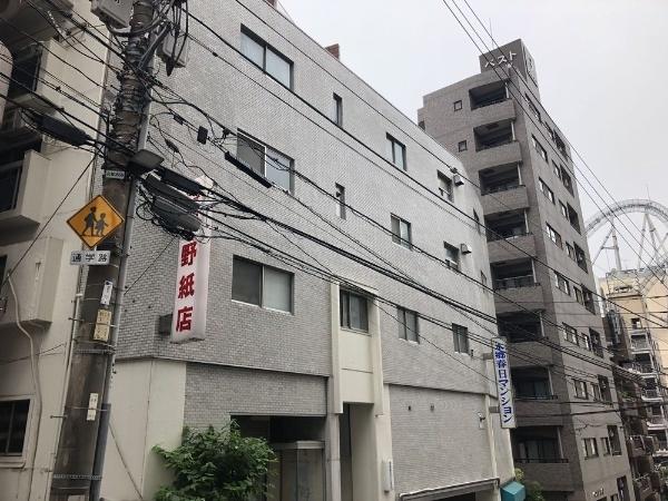 【外観】本郷春日マンション