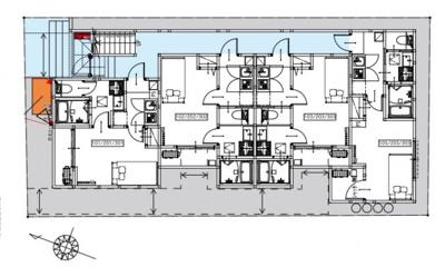 【区画図】ROBOT HOUSE浦和(ロボットハウスウラワ)