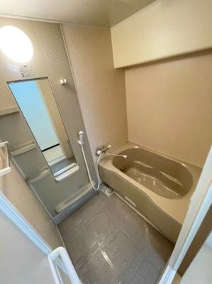 【浴室】アルベアーレ大町