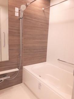 【浴室】幕張ベイパーク クロスタワー&レジデンス