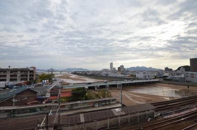 【展望】グリーンコート井口