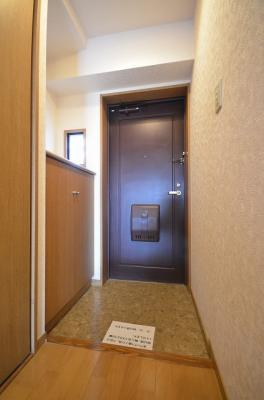 【玄関】グリーンコート井口