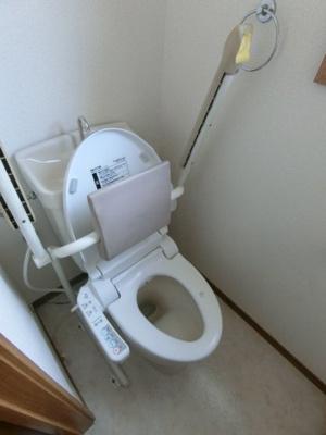 【トイレ】ヴィラアスカ