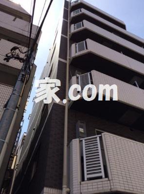 【外観】シンシア都庁前