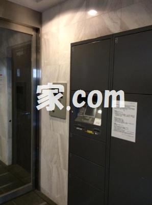 【セキュリティ】シンシア都庁前