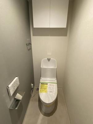 【トイレ】フレックスタワー横浜関内