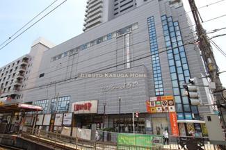 街ぶらの様子 センターまちや とちょこっと東京さくらトラム駅