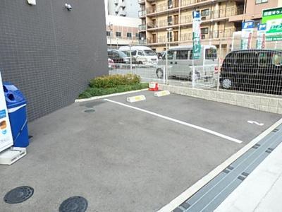 【駐車場】エステムコート難波4アトリ