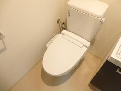 【トイレ】エステムコート難波4アトリ
