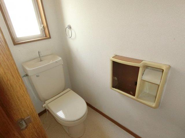 【トイレ】港南区港南戸建