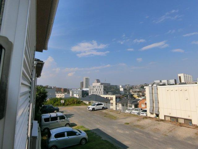 2階洋室からの眺望