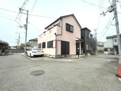 【外観】堺市中区東山戸建