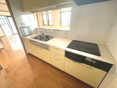 【キッチン】堺市中区東山戸建
