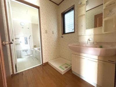 【独立洗面台】堺市中区東山戸建