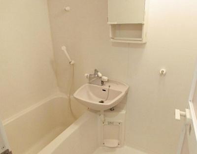 【浴室】スカイコートヌーベル神田