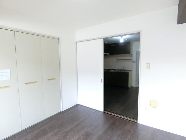 7.1帖ダイニングキッチンです♪広めのキッチンスペースで毎日楽しくお料理できますね!