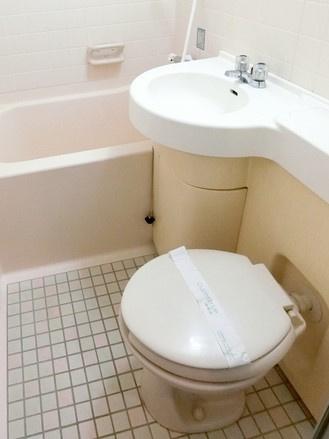 洋室4.4帖のお部屋にある収納スペースです!奥行きのある収納スペースで荷物の多い方も安心☆